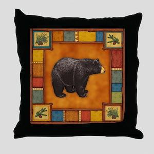 Bear Best Seller Throw Pillow