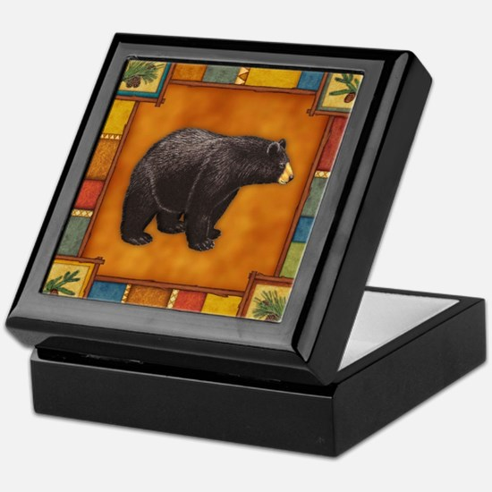 Bear Best Seller Keepsake Box