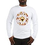 Autumn, Gods Second Spring Long Sleeve T-Shirt