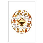 Autumn, Gods Second Spring Large Poster