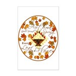 Autumn, Gods Second Spring Mini Poster Print