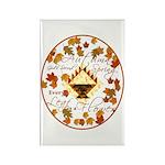 Autumn, Gods Second Spring Rectangle Magnet (100 p