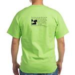 """Rider's Job"" - Green T-Shirt"