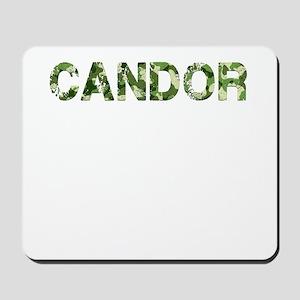 Candor, Vintage Camo, Mousepad