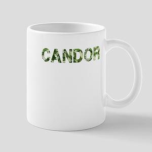 Candor, Vintage Camo, Mug