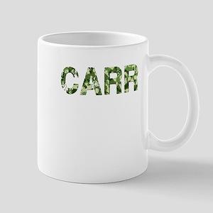 Carr, Vintage Camo, Mug