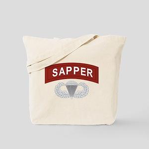 Airborne Sapper Tote Bag