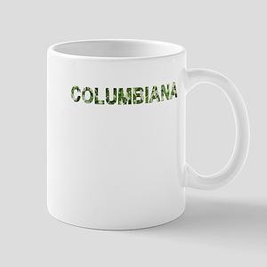 Columbiana, Vintage Camo, Mug