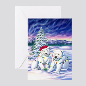 Northern Lights Greeting Cards (Pk of 10)