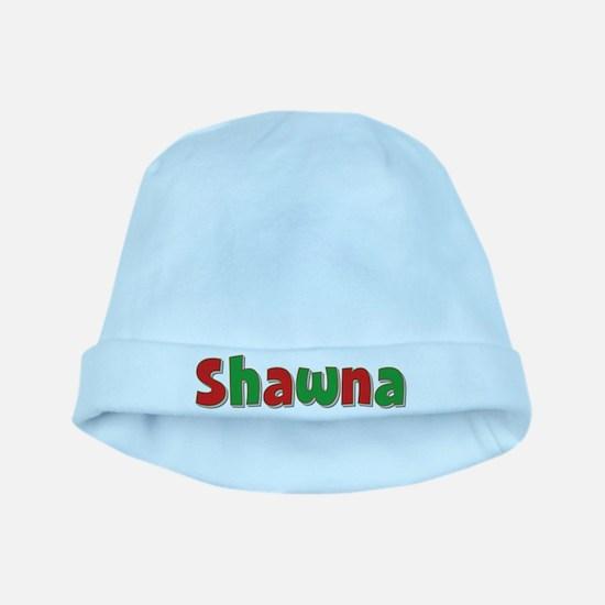 Shawna Christmas baby hat