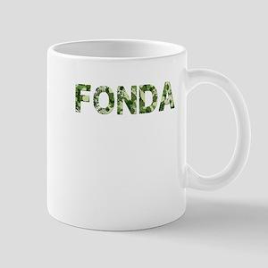 Fonda, Vintage Camo, Mug