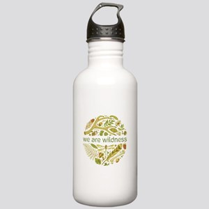 We Are Wildness Art Stainless Water Bottle 1.0L