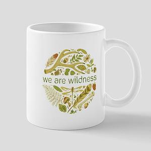 We Are Wildness Art Mug