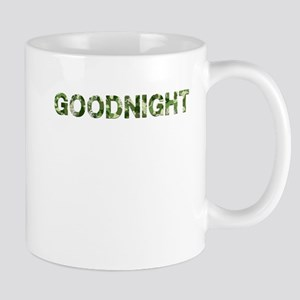 Goodnight, Vintage Camo, Mug