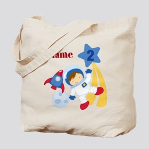 Personalized Astronaut 2 Tote Bag