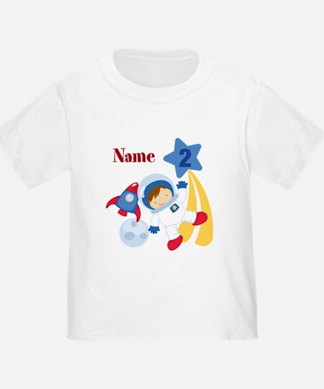 Personalized Astronaut 2 T