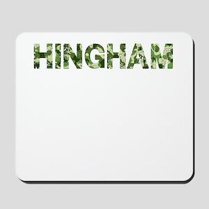 Hingham, Vintage Camo, Mousepad