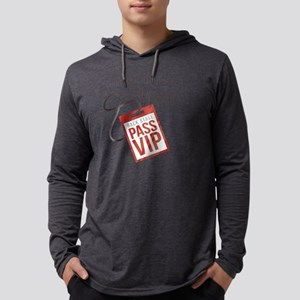 Center Stage Mens Hooded Shirt