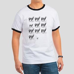 llamallamaduck copy T-Shirt