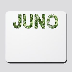 Juno, Vintage Camo, Mousepad