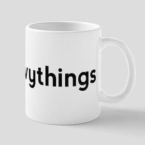 Lift Heavy Things Hashtag Mug