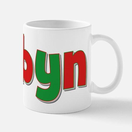 Robyn Christmas Mug