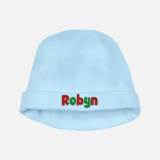 Robyn Christmas baby hat