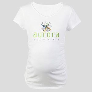 Aurora Logo Maternity T-Shirt