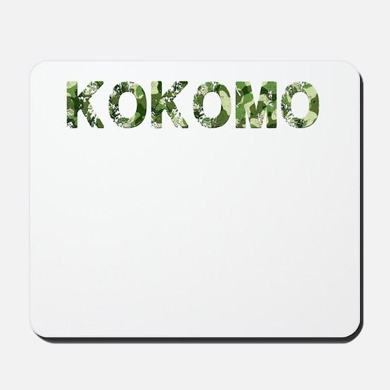 Kokomo, Vintage Camo, Mousepad
