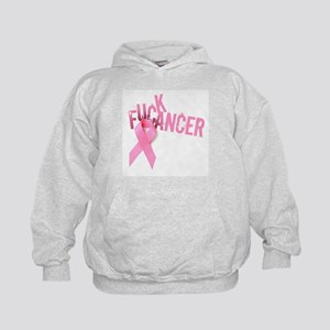 Breast Cancer Awareness Kids Hoodie