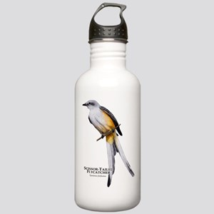 Scissor-Tailed Flycatcher Stainless Water Bottle 1