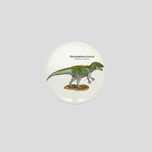 Saurophaganax Mini Button