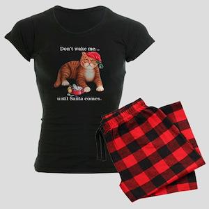 Don't Wake Me Women's Dark Pajamas