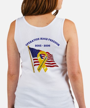 Welcome Home Soldier! Women's Tank Top