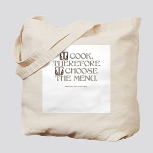 I Choose Tote Bag