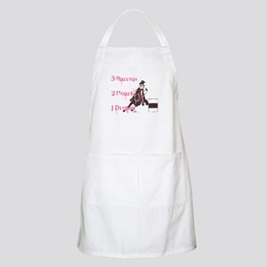 3 Barrels, 2 Hearts, 1 Dream Apron