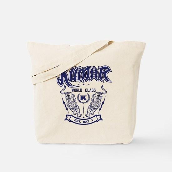 Kumar Tigers 2 Tote Bag