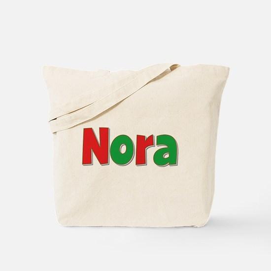 Nora Christmas Tote Bag