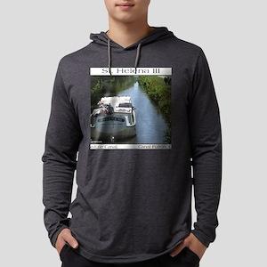 sthelena3tshirt Mens Hooded Shirt