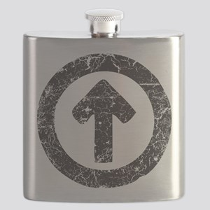 Above Influence Flask