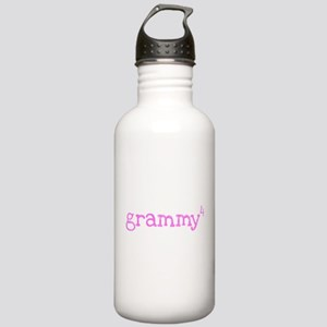 Grammy to the Fourth Power Stainless Water Bottle