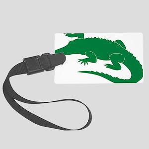 Aligator Large Luggage Tag