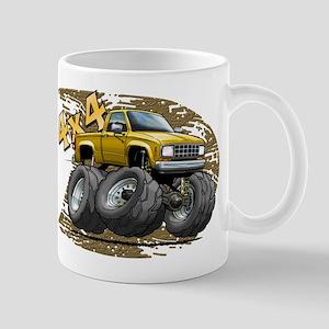 Yellow_Old_Ranger Mug