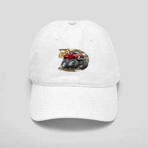 Red_Old_Ranger Cap