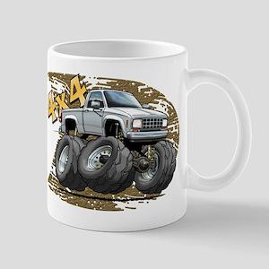 White_Old_Ranger Mug