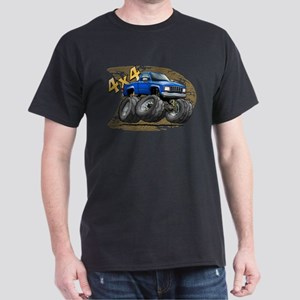 Blue_Old_Ranger Dark T-Shirt