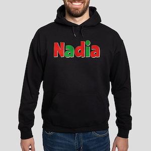 Nadia Christmas Hoodie (dark)