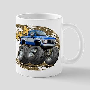 BlueW_Old_Ranger Mug