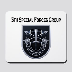 5th Special Forces Group Mousepad