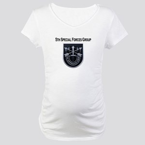 5th Special Forces Group Maternity T-Shirt